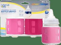 CHERUB Baby univerzální obal - 2 ks - Růžový