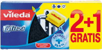 VILEDA Glitzi hubka (2 + 1 ks)