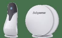 BABYSENSE 5 Monitor dýchania s dvomi podložkami