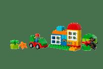 LEGO® DUPLO® 10572 Pudełko pełne zabawy