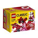 LEGO® Classic 10707 Červený kreatívny box