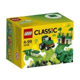 LEGO® Classic 10708 Zelený kreativní box