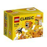 LEGO® Classic 10709 Pomarańczowy zestaw kreatywny