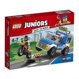 LEGO® Juniors 10735 Honička s policejní dodávkou