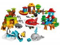 LEGO® DUPLO® 10805 – Town Cesta kolem světa