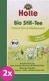 2x HOLLE Bio čaj pre dojčiace mamičky, 30 g