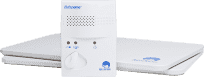 BABYSENSE ll - se dvěma senzorovými podložkami - monitor dechu