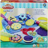 PLAY-DOH Kitchen creations Pečící sada na sušenky