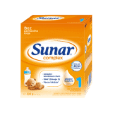 Dojčenské mlieko Sunar