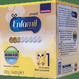 ENFAMIL Premium 1 (1200g) Mleko początkowe, od 0. do 6. miesiąca