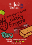 5x ELLA´S Kitchen Tyčinka – Jahoda ajablko 25g