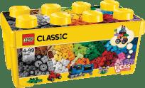 LEGO® Classic 10696 Stredný kreatívny box