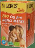 LEROS BABY BIO Čaj pre dojčiace matky s jastrabinou 20x2 g