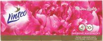 LINTEO ELITE Chusteczki higieniczne, czterowarstwowe, 10 x 10 szt.