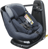 MAXI-COSI Autosedačka AxissFix Plus (0-18 kg) – Nomad Blue 2018