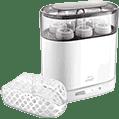 AVENT Elektrický parný sterilizátor dojčenských fliaš 4v1