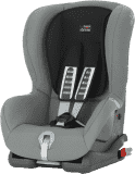 RÖMER Duo plus autosedačka 9 - 18 kg (Isofix) Steel Grey 2016