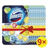 9x DOMESTOS Power 5 Lime 55g