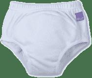 BAMBINO MIO Tréningové plienkové nohavičky 18-24 mesiacov - Biela