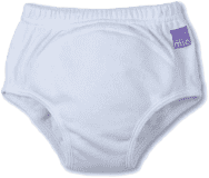 BAMBINO MIO Tréningové plienkové nohavičky 2-3 roky - Biela