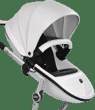 MIMA Xari 3G Wózek - siedzisko z gondolą 2w1 - Białe
