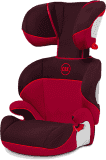 CYBEX Autosedačka Solution CBXC 2018 (15-36 kg) - Rumba Red