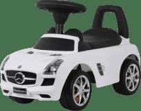 BUDDY TOYS Odrážadlo Mercedes biele