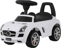 BUDDY TOYS Odpychacz Auto Mercedes – biały