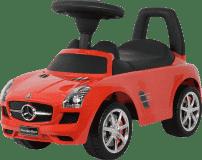 BUDDY TOYS Odpychacz Auto Mercedes – czerwony