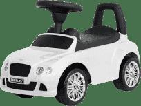 BUDDY TOYS Odpychacz Auto Bentley – biały