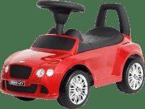 BUDDY TOYS Odpychacz Auto Bentley – czerwony