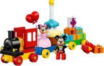LEGO® DUPLO® 10597 Disney TM Prehliadka k narodeninám Mickeyho a Minnie