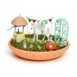 ALLTOYS My Fairy Garden - Jednorožcova záhradka