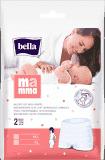 BELLA Poporodowe majtki wielorazowe siateczkowe 2 szt. M/L Mamma