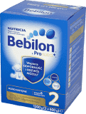 BEBILON Pronutra+ 2 (1200 g) – Mleko następne