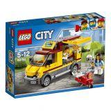 LEGO® City 60150 Dodávka s pizzou