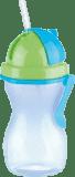 TESCOMA Detská fľaša so slamkou BAMBINI 300 ml - chlapec