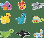 INTEX Zvieratká do vody 9druhů