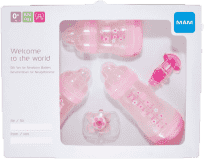 MAM Dárkový set malý růžový – náhodný motiv