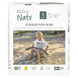 NATY NATURE BABYCARE 5 JUNIOR, 22 ks (11-25 kg) - jednorazové plienky