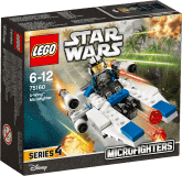 LEGO® Star Wars 75160 Mikrostíhačka U-Wing™