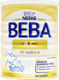 NESTLÉ BEBA AC proti kolike (800 g) - dojčenské mlieko