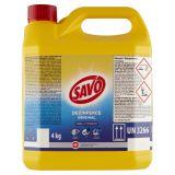 SAVO Original dezinfekčný prostriedok 4 l