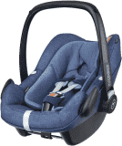 MAXI-COSI Autosedačka Pebble Plus (0-13 kg) – Nomad Blue 2018