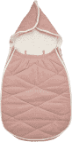LODGER Fusak Mini-Bunker Fleece - Blush