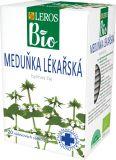 LEROS BIO Medovka lekárska list
