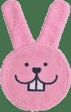 MAM Oral Care Zajac - zubná žinka 0+ ružová - náhodný motív