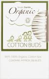 BEAMING BABY Organické vatové tyčinky, 200 ks