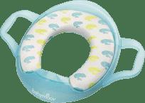 BABYMOOV WC adaptér Soft s úchyty – žába