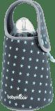 BABYMOOV Podróżny ogrzewacz do butelek Blue Star
